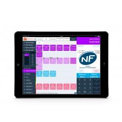 ShopCaisse Caisse enregistreuse iPad pour auto entrepreneur